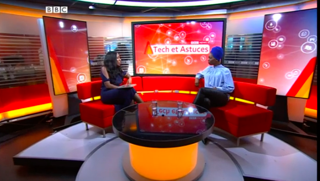 Flavilla Fongang on BBC